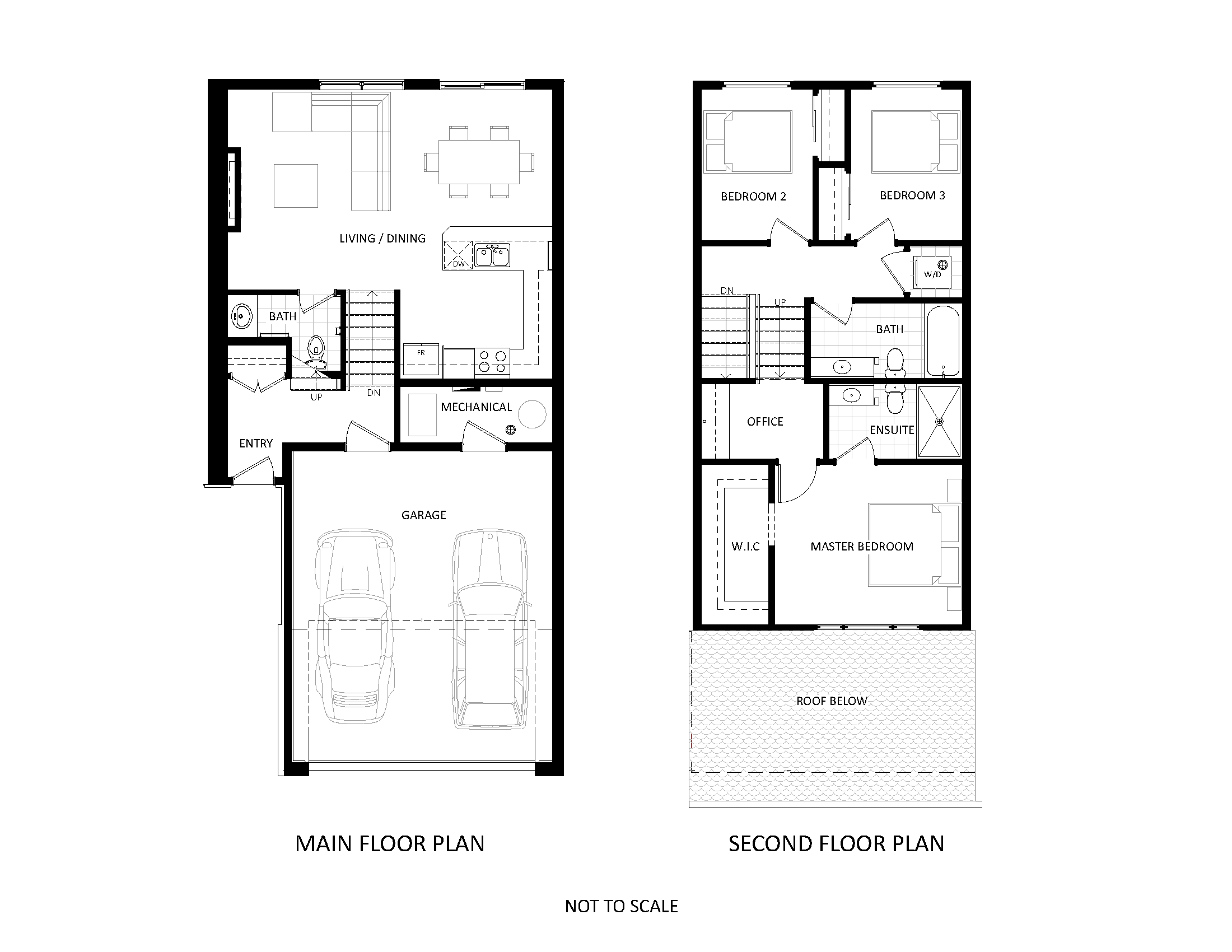 20200515 Chalet 3 Bed Plan